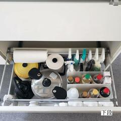 整理整頓/IKEA/洗って使えるペーパータオル/パストリーゼ/拭き掃除/こそうじ/... こんばんは🌃 . . 今日のこそうじは、…(8枚目)