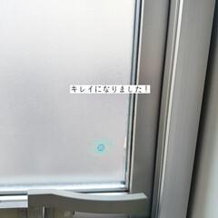 掃除/窓網戸用おそうじクロス/そうじの神様/ホームリセット/パストリーゼ/窓拭き/... こんばんは🌃 . . 今日のこそうじは、…(8枚目)