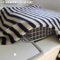 洗濯槽の洗浄剤A ドラム式洗濯機用 130g×2 木村石鹸(ランドリーバスケット)を使ったクチコミ「こんばんは😃🌃. . . 今日のこそうじ…」(8枚目)