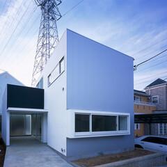 横浜/ガレージハウス/SOHO ガレージハウスとSOHO。