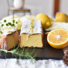 手作りケーキ/手作りおやつ/手作りスイーツ/手作りお菓子 ウィークエンドシトロン再び🍋 (4枚目)