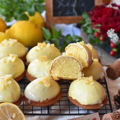 手作りケーキ/手作りおやつ/手作りお菓子/手作りスイーツ/おうちカフェ/おうちごはん レモンケーキ🍋  #レモンケーキ #おや…(1枚目)