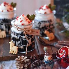 手作りスイーツ/手作りお菓子/手作りケーキ/手作りおやつ 今日のおやつ。 コーヒーゼリー。 寒いの…