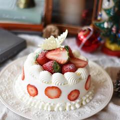 手作りおやつ/手作りケーキ/手作りお菓子/手作りスイーツ 🍓再び!!! やっぱかぁわいいーーーー🥰(4枚目)