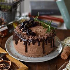 手作りスイーツ/手作りお菓子/手作りおやつ/手作りケーキ 余り物処理ケーキ꒰๑˃̴̥̥́ ㅂ˂̴̑…(3枚目)