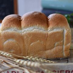 おうちごはん/手作りパン イギリス食パン🍞