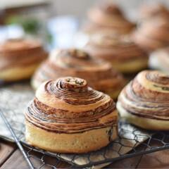 手作りパン 停電する前に…と慌てて朝からパン焼きまし…(3枚目)