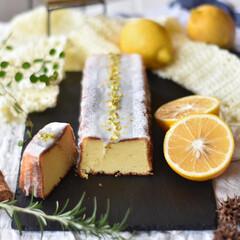 手作りケーキ/手作りおやつ/手作りスイーツ/手作りお菓子 ウィークエンドシトロン再び🍋 (2枚目)