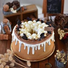 手作りおやつ/手作りケーキ/手作りお菓子/手作りスイーツ 頼まれものシフォンケーキ 。