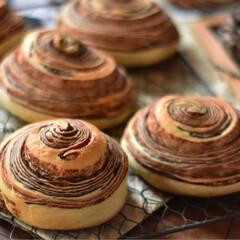手作りパン 停電する前に…と慌てて朝からパン焼きまし…(4枚目)