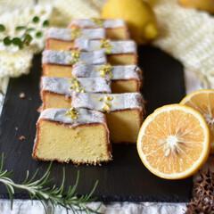 手作りケーキ/手作りおやつ/手作りスイーツ/手作りお菓子 ウィークエンドシトロン再び🍋 (3枚目)