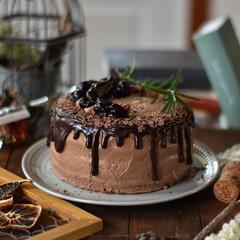 手作りスイーツ/手作りお菓子/手作りおやつ/手作りケーキ 余り物処理ケーキ꒰๑˃̴̥̥́ ㅂ˂̴̑…