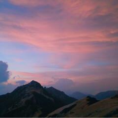 リフレッシュ/雲海/朝陽/夕陽/登山/燕山荘/... 憧れが詰まった場所。 燕岳、燕山荘*° …(6枚目)