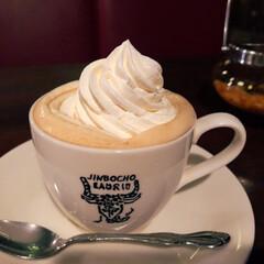ウィンナーコーヒー/カフェ/老舗/純喫茶/おでかけワンショット 良き時間*° 久しぶりにこちらのお店にて…