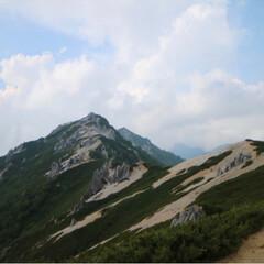 リフレッシュ/雲海/朝陽/夕陽/登山/燕山荘/... 憧れが詰まった場所。 燕岳、燕山荘*° …