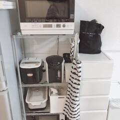 タイガー PIQ-A220W VE電気まほうびん 2.15L ホワイト   とく子さん(電気ポット)を使ったクチコミ「我が家はアパートなので キッチン家電を置…」