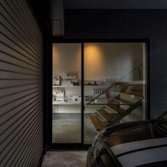 建築家/住まい/住宅設計/神奈川県/東京都/綾瀬市/...   [自社増改築リノベーションによるガレ…(1枚目)