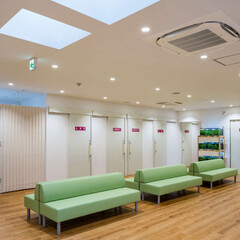 建築/建築家/医院設計/設計監理/次のコンテストはコレだ! 神奈川県綾瀬市 原クリニック  完成しま…