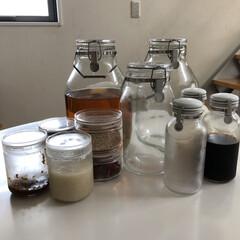 果実酒/麺つゆ/レモンポン酢/醤油麹/塩麹/甘酒/... 保存容器はセラーメイト率高めです。  最…