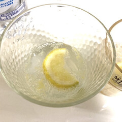 SHINE LIFE 伊賀の天然水強炭酸水 500ml×24本(発泡水、炭酸水)を使ったクチコミ「暑い季節は手作りレモンスカッシュが最高で…」(1枚目)