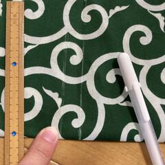 レオニス チャコペン 水性(ボールペン)を使ったクチコミ「子どものランチョンマットを作成しています…」