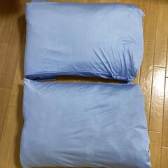 すぐにひんやり!接触冷感ブランケットBOOK Hyper / 付録本 / バーゲンブック / バーゲン本(美顔器)を使ったクチコミ「マスク作りで余った、接触冷感シーツを枕カ…」