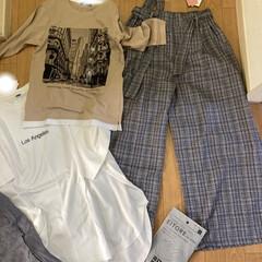 秋物/夏物セール/マックハウス/ファッション/おしゃれ/夏対策/... マックハウスで買い物してきました。  キ…(1枚目)