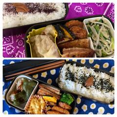 三島食品 ゆかり 大袋 60g 1袋(ふりかけ)を使ったクチコミ「最近ハマっているハムカツ。  揚げるだけ…」