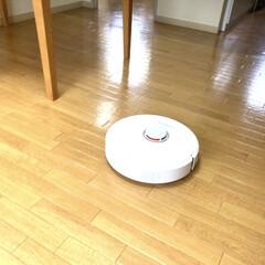 Roborock ロボロック S6 ロボット掃除機 アプリで操作 IoT iPhone スマートフォン(ロボット掃除機)を使ったクチコミ「長期間の自粛生活で、あまり出番がなかった…」
