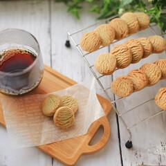 アイスボックスクッキー/手づくりお菓子/お菓子作り/手作りクッキー/クッキー/LIMIAごはんクラブ/... おはようございます☀ 今日は弁当作りを諦…