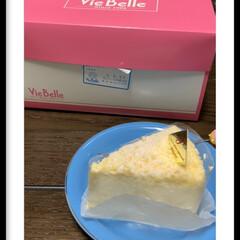 チーズケーキ/ピンク/暮らし 彼氏が、美味しいケーキ屋さんを見つけたら…