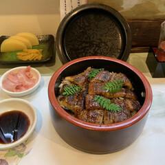 うな重/土用の丑の日/スタミナご飯 行きつけのお寿司屋さんで うな重食べてき…(1枚目)