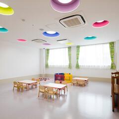 託児所/保育園 七色の託児所 ワクワクする、七色の託児所…