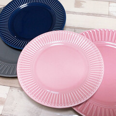 IKEA 先日やっと購入! 大好きなIKEAのお皿…