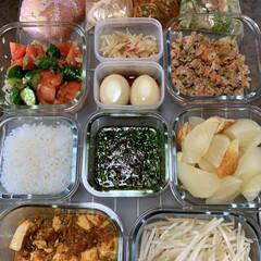 晩酌ご飯/晩ごはん/簡単レシピ/作り置きレシピ/キッチン/暮らし/... 作り置きです。買い物から帰ったらすぐ下ご…