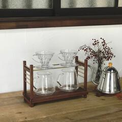 コーヒー/カフェ/インテリア/雑貨/家具/住まい/... ドリップスタンド