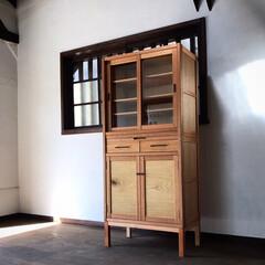 インテリア/家具/住まい/キッチン/収納/ハンドメイド/... 食器棚