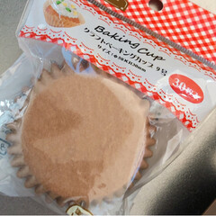 お菓子作り/カップケーキ/チョコマフィン/焼き菓子/ホットケーキミックス/簡単/... 先日作った チョコチップたっぷり カップ…(3枚目)
