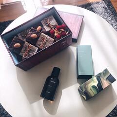 香水/aesop/グルメ/フード/スイーツ/わたしの手作り バレンタインは手作りチョコレートブラウニ…