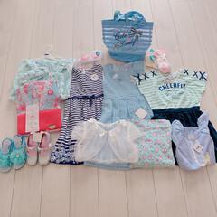 女の子ママ/おしゃれ/子供服/マザウェイズ/セール購入品/セール/... 先月、マザウェイズの閉店セールで買った娘…
