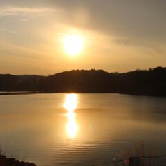 湖/飯能市/埼玉県/北欧/夕陽/LIMIAおでかけ部/... とっても綺麗な場所で綺麗な夕陽が見れまし…