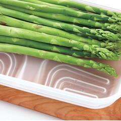 タッパー/タッパーウェアブランズジャパン/保存容器/ベントスマート/野菜/キッチン用品/... 《ベントスマート》の「ビルトインすのこ」…