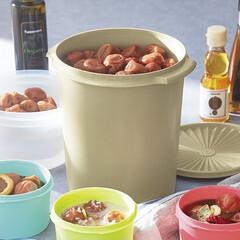 梅/保存容器/キッチン雑貨/雑貨/タッパー/タッパーウェアブランズジャパン/... はじめてさんでも簡単に発酵食づくりが始め…