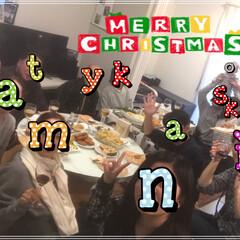 パーティー/クリスマス 24日は楽しいクリスマスパーティーになり…
