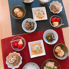 和食/あさごはん/お願い片付けて/LIMIAごはんクラブ/おうちごはんクラブ おはようございます。 朝ごはん 夫作(^…