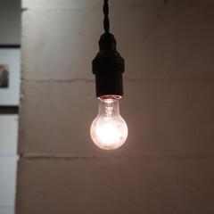 ルームライト/オシャレ/フィラメント電球/エジソン電球/照明器具/鎌倉/... 近所のオシャレなカフェでテイクアウト。 …