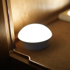 ワードローブ/押し入れ/電池式/ルームライト/センサーライト/オシャレ/... これもIKEAの人感センサーで光る電池式…