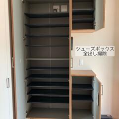 スニーカー/靴収納/整理整頓/収納/シューズボックス/靴箱/...