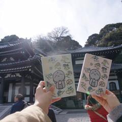 わたしのお気に入り/長谷寺/鎌倉/神社巡り/御朱印集め/一眼レフ/... 始まりの時 元々神社巡りが好きで20歳に…