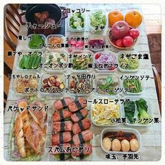 時短料理/日本食/和食/ランチ/お昼ご飯/作り置きレシピ/... 作り置きで サッサっとお昼ご飯🎵  作り…(3枚目)